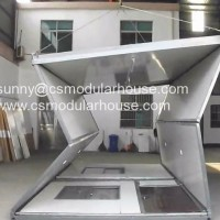 Economic Folding Container House for Sale