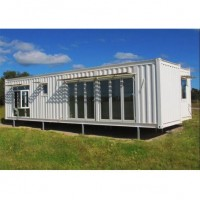 Mobile Living House Container for Sale From Factory in China