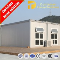 China Container House Luxury
