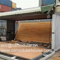 High Quality Expandable Container House/Foldable House/Expandable Modular House