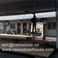 Friendly Prefab Cheap Expandable Container Living House From Factory