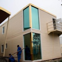 Comfortable Flat Pack Container Home