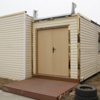 Luxury Prefab Offcie Container for Sale