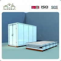 High Cost-Effective Recyclable 10FT 20FT Flat Pack Storage Containers