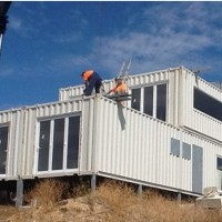 Knock Down Container House