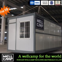 Wellcamp Easy Installation Accommo