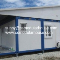 2 Floors Accommodation Container Building