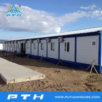 Refugee Container Worksite Field Accommodation