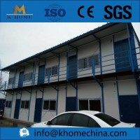 Mobile House Flat Pack Folding Container House