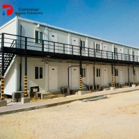 Prefabricated Modular Container Homes in Kenya