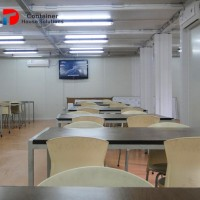Yaoda Sandwich Panel Container Restaurant for Sale