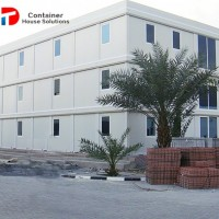 Prefabricated Steel Apartments Container Building