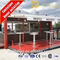 Design Mobile Container Bar