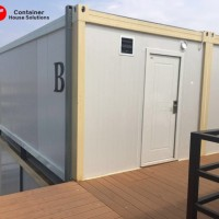 Prefabricated Container Homes Price