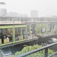 Expandable Container Homes China