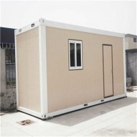 Prefabricated Modular Accommodation Container