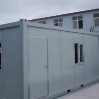 Demountable Flat Packed Container (LC001)
