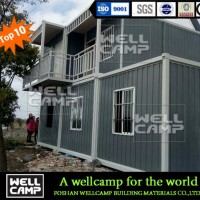 Wellcamp Fast Build Modular Container