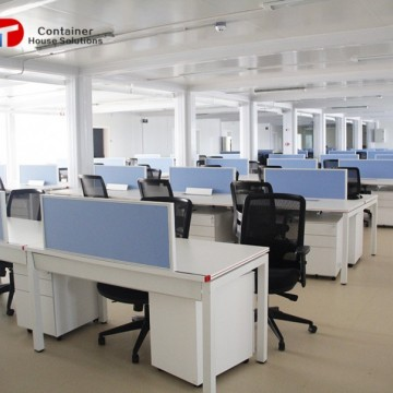 Easy Assemble Flatpack Office ContainerImage