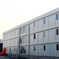 China Prefabricated Container Homes for Office