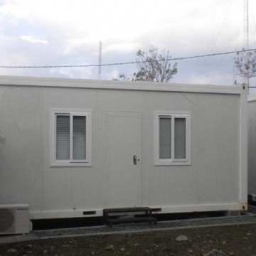 Low Cost Easy Assemble Prefab Container HomesImage