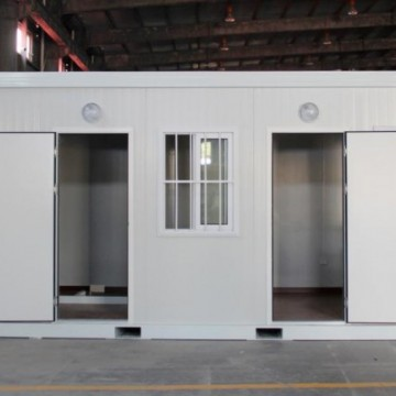 Living Cement Anti-Earthquake Fire Rated Low Cost Modular Container HomeImage