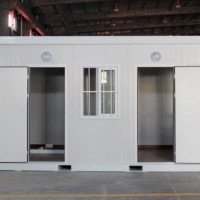 Living Cement Anti-Earthquake Fire Rated Low Cost Modular Container Home