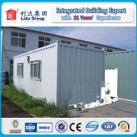 Modern Prefabricated Modified Ship
