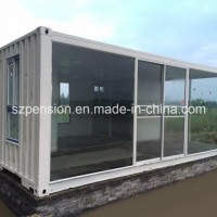 Hot Sale Modern Modified Container Prefabricated/Prefab Sunshine Roo