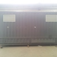 Easy Install&Transport Modified Container House