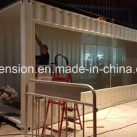 Low Cost Modified Container Prefabricated/Prefab Sunshine Room/House