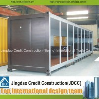 Easy Install and Moving Container Showroom