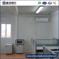 Steel Structure Modular Container House for Office