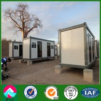 Assembled 20ft Container House (XGZ-CH027)
