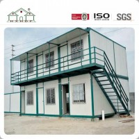 Prefabricated Modify Container Building House for Camp