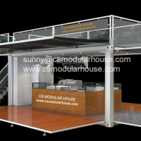 Coffee Shop Container/Modular Coffee Shop/Foldable Coffee Shop