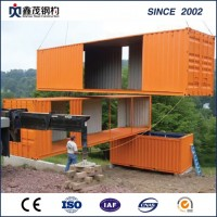 Modern Prefabricated Modular Modified Standard Shipping Container House