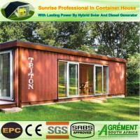 Prefab Mobile Shipping Container Home/ New Modified Shipping Container House