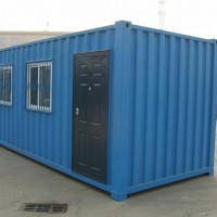New Style Modified Shipping Steel Container House/Store/Homes