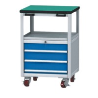 High Qality Durable Tool-Store Trolley