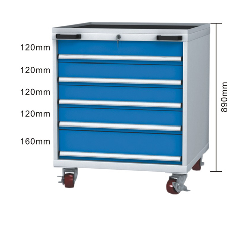 Best Quality Warehouse Storage Tool Trolley Image1