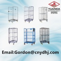 Hot Sale Roll Storage Carts for Warehouse