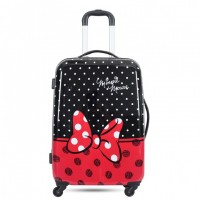 2018 New Luggage Trolley for Kids Girls Suitcase