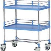 Hospital Mobile ABS Appliance Trolley
