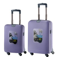 Hot Sale! Large Capacity PP Trolley Luggages Trolley Case Gl19/2