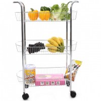 Jp-Sc985c Popular Iron Kitchen Trolley in South Africa