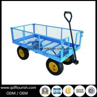 Good Quality Tool Cart for Garden Use Trolley