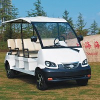 8 Seat Electric Garden Cart with CE Certification (DN-8)