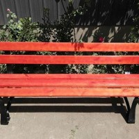 Ductile Cast Iron Bench Leg