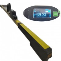 railway digital track gauge